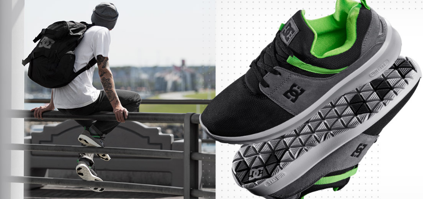 Акции DC Shoes в Березовском